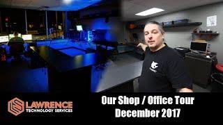 Our Shop  Office Tour December 2017
