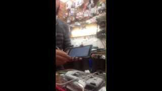 Tablet China Touch Screen Replacement