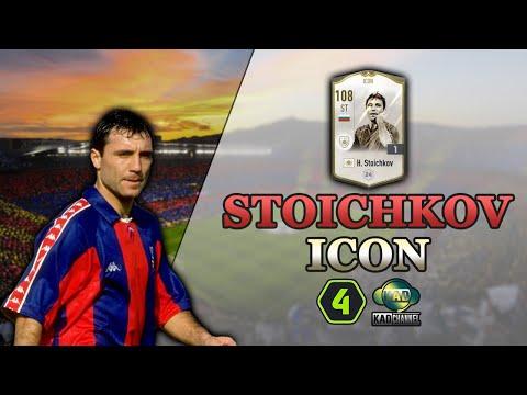 Review Stoichkov ICON FO4 - Huyền thoại xứ hoa hồng   Review FO4   KaD Channel