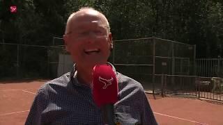 Zomertour: De tennisbaan op bij Recreatiepark De Voorst