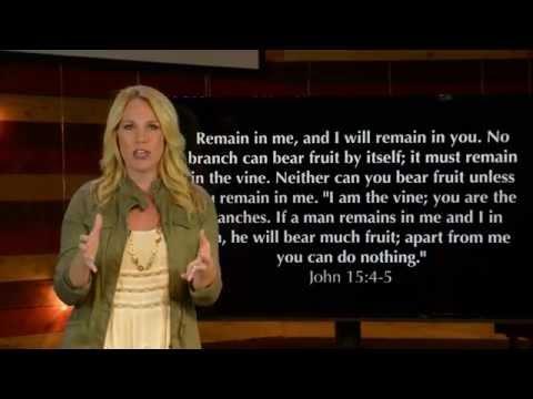 John 15:4-5 | Marian Jordan Ellis