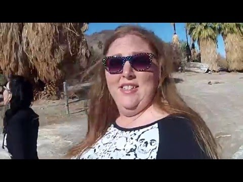 Exploring Zzyzx Mineral Springs