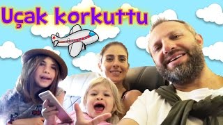 Flight To Sydney Got Us Scared | Our Family