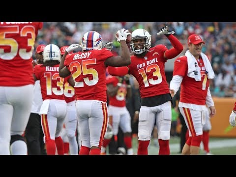 NFC vs. AFC | 2018 NFL Pro Bowl Highlights