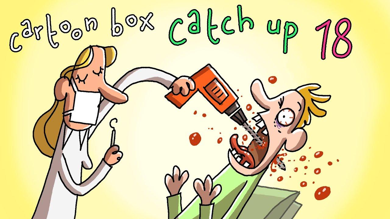 Cartoon Box Catch Up 18  The BEST of Cartoon box