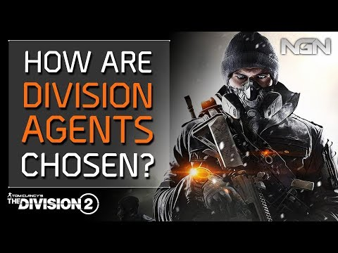 How are Division Agents Chosen? || Lore / Story || The Division 2