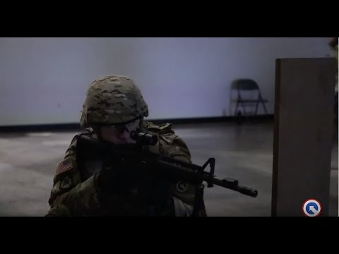 Combat Focused Simulation Training