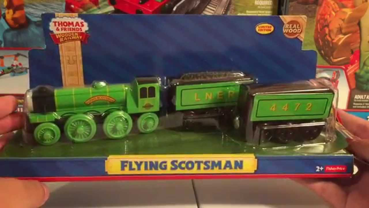Thomas Wooden Railway Flying Scotsman 2013