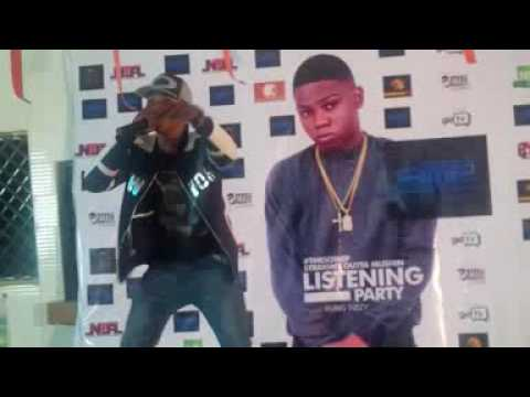 Leke Lee 's Performance At Yung Tizzy SOM Listening Party