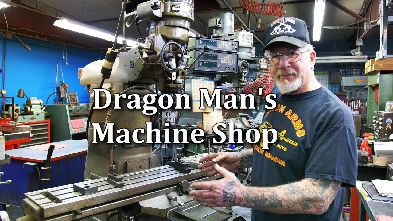 Engine Machine Shop >> Dragon Man S Harley Engine Machine Shop Youtube