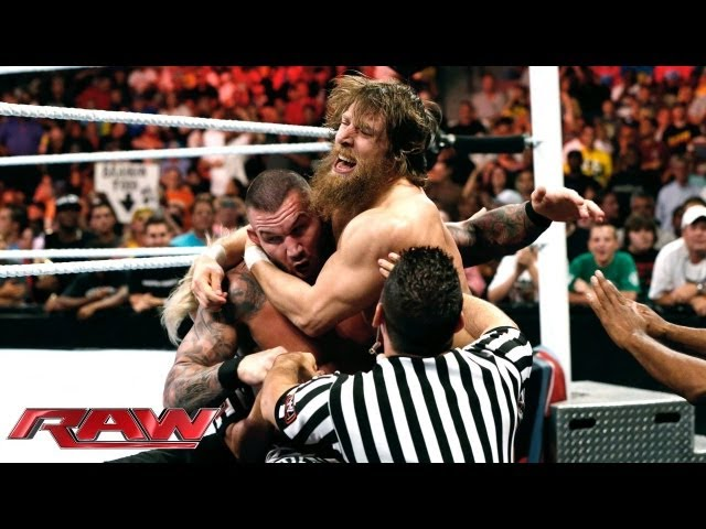 WWE Raw Review Recap Replay 9/16/2013 Travel Video