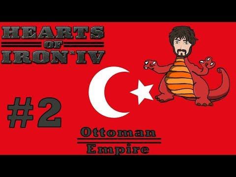 Hearts of Iron 4: Kaiserreich - Ottoman Empire! | #2