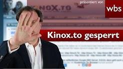 Vodafone sperrt kinox.to für Internetnutzer! | Rechtsanwalt Christian Solmecke