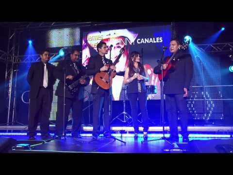 Trio Palenque - Johnny y Nora canales show