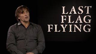 'Last Flag Flying': an anti-war war movie