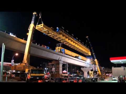 Evergreen Line Gantry Crane Been Dismantled October 01 2014 Bcnewsvideo