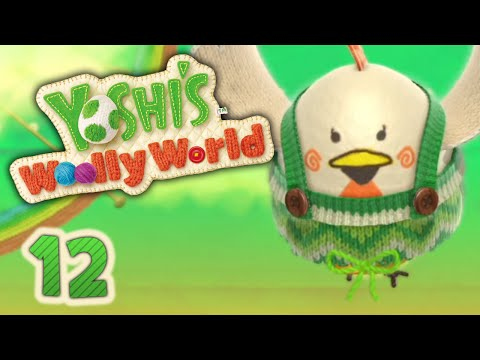 Dicker Vogel! | #12 | Yoshi's Woolly World