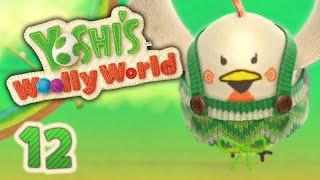 Dicker Vogel! | #12 | Yoshi's Woolly World