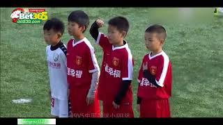 Gambar cover 中国足球小将邝兆镭个人五佳球集锦!个个都有足坛巨星的影子!