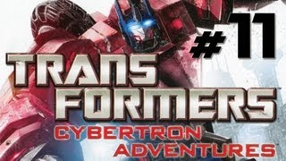 transformers cybertron adventures episode 11 decepticon campaign w commentary