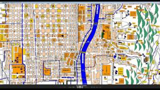 H26歴史講演『近世京都の地図にみる歴史の流れ』 01
