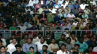 Fans waiting for ALLU ARJUN Son of Satyamurthy Audio Launch