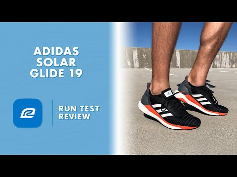 Adidas Solar Glide 19 Run Test Review | Shoe Review | BEST ...