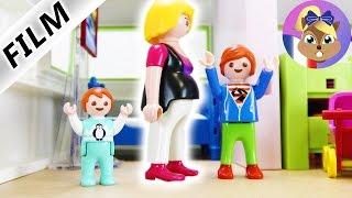 Film Playmobil Français - Maman est enceinte!? Julian etEmma se disputent à propos de la chambre!