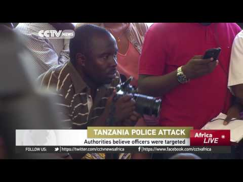 Group of armed men kills four officers in Tanzania