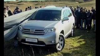 Тест-драйв Toyota Land Cruiser Prado Рязань СМАРТ видео №1