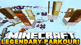 Minecraft LEGENDARY PARKOUR! - w/Preston, Vikkstar123 & NoochM
