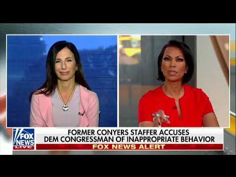 Former Staffer of Democrat John Conyers Comes Forward, Accuses of Abusive Behavior