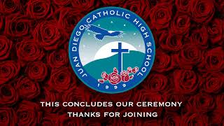 Juan Diego Catholic High School Saturday Graduation Ceremonies