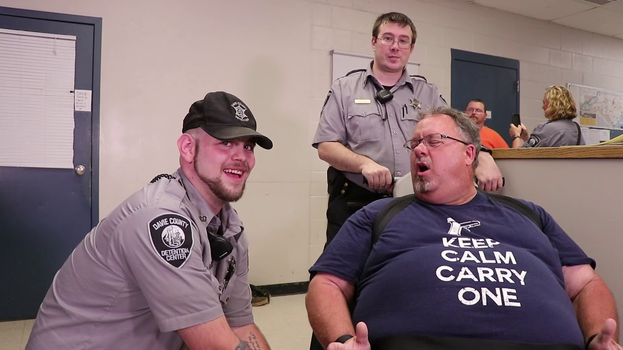 Davie County Sheriff's Lip Sync Challenge - Jon Welborn