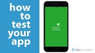 كيفية اختبار التطبيق التي تم إنشاؤها مع InDesign ، in5, & PhoneGap بناء (لا الترميز المطلوبة)