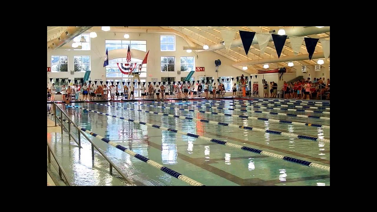 2015 AAU Junior Olympics Swimming Competition At The Brittingham Midtown  Community Center