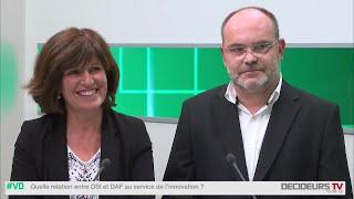 #VirageDigital - Le débat : quelle relation entre DSI et DAF au service de l'innovation ?
