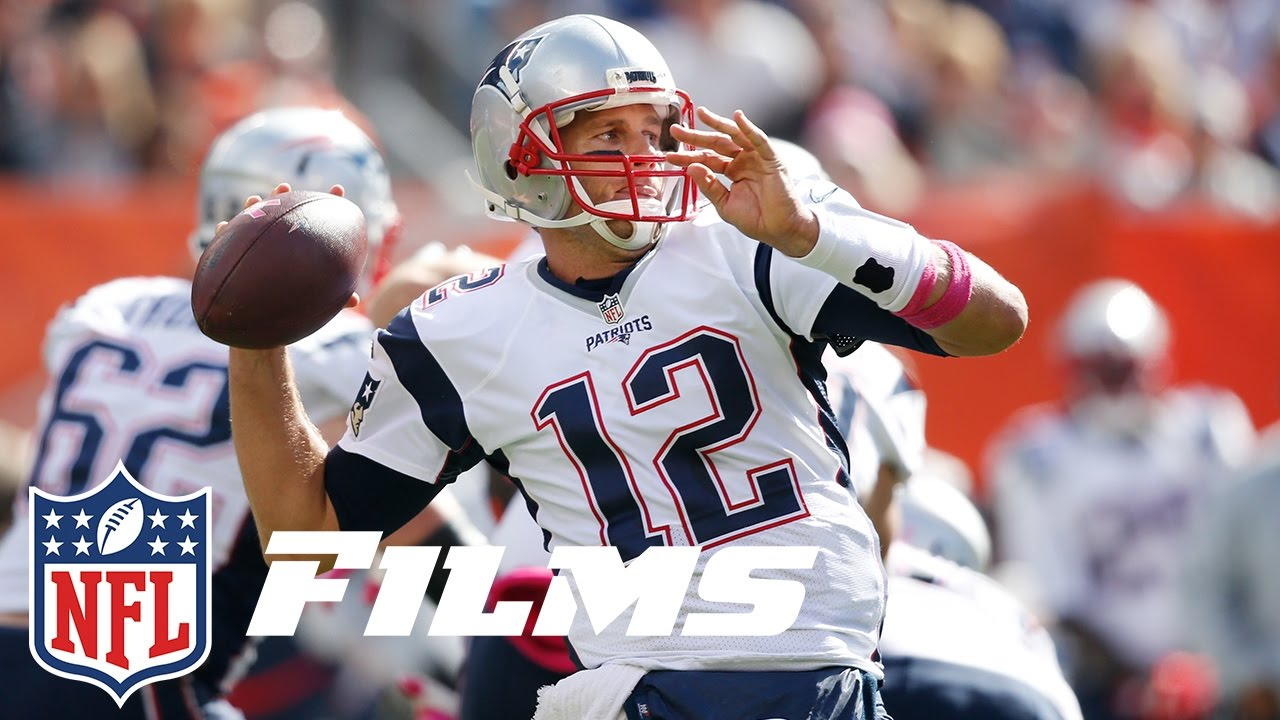 Tom Brady Throws for 406 Yards in Return to the Patriots ...