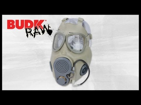 Czech M10M Gas Mask With Filter \u0026 Drinking Tube - $24.99
