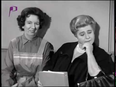 Mae Questel, Gertrude Berg, Mary WickesGentleman Caller, 1962 TV