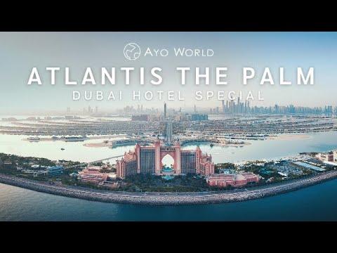 Dubai Special - The Atlantis Hotel!