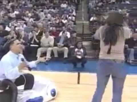 Marriage Proposal Gone Wrong At Nba Game Part 2 Youtube