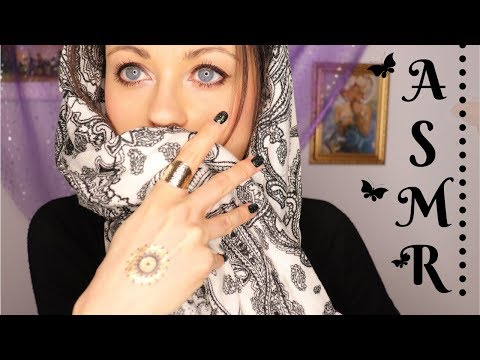 [ASMR] Scarf Collection #3 ~ Deutsch/German ~ Fabric And Gloves Sounds