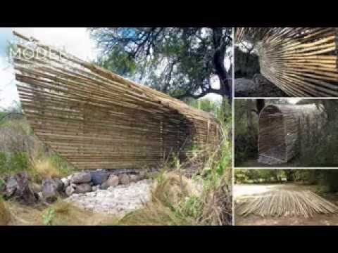 Easy Diy Bamboo Projects Ideas Youtube
