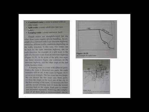 GIS課本 Geocoding and Dynamic Segmentition