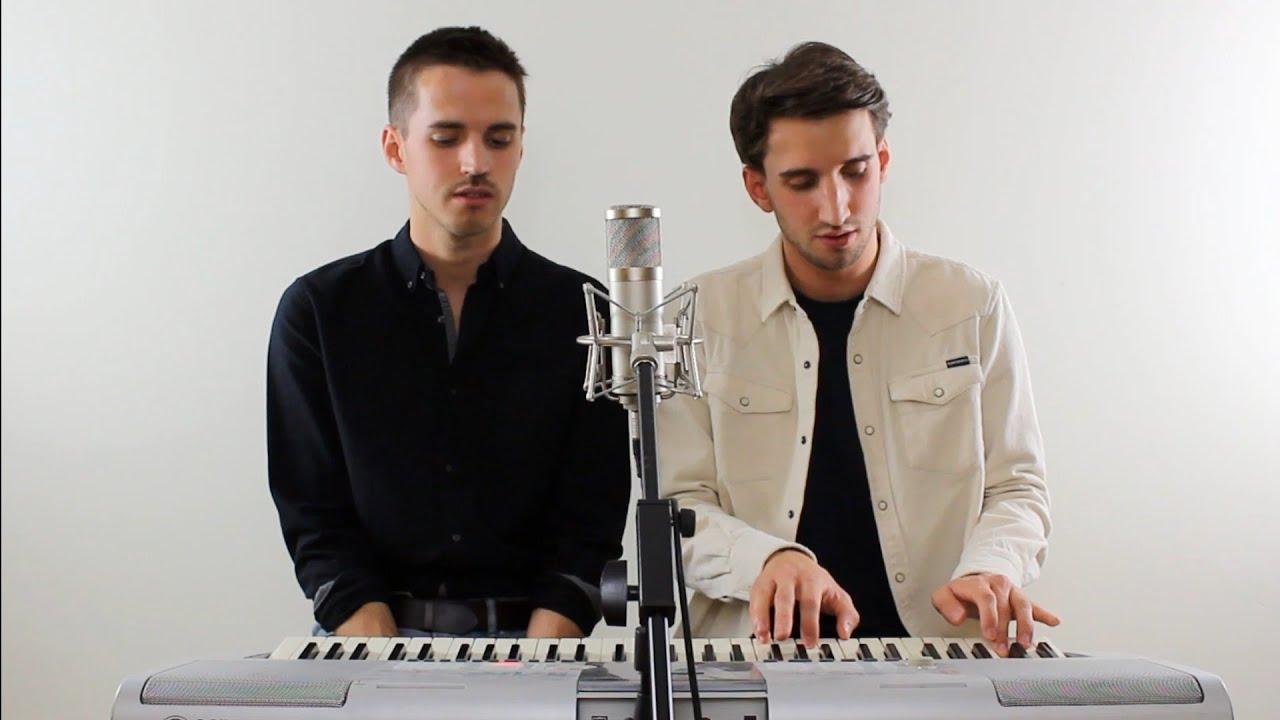 Gloria ~ The Lumineers ~ Reharmonised by Aaron + Sulli