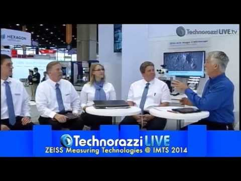 ZEISS Measuring Technologies IMTS 2014