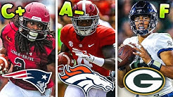 2020 Draft Grades For All 32 NFL Teams Officially REVEALED