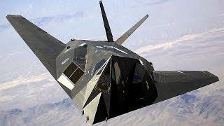 15 Cosas que Debes Saber del F-117 Nighthawk
