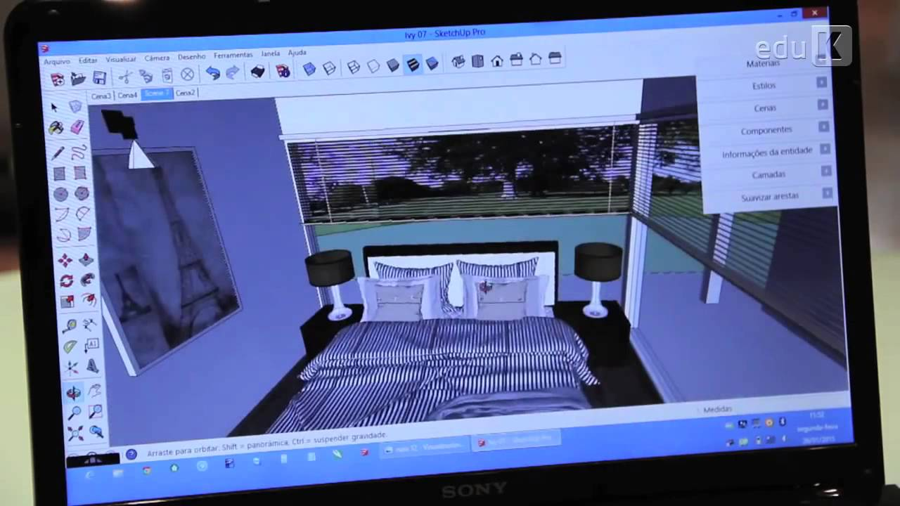 Projeto design interiores gratis projetos gratis sobrados for Software decoracion interiores 3d gratis